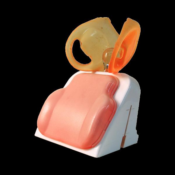 Ohrenrutsche, Objektkunst von Stefan Zoellner